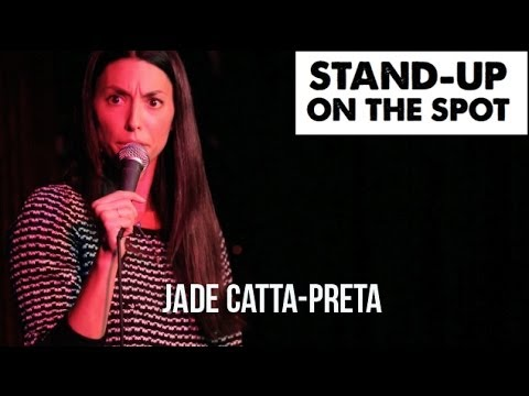 Jade Catta-Preta: YouPorn (Improvised Stand-Up Comedy)