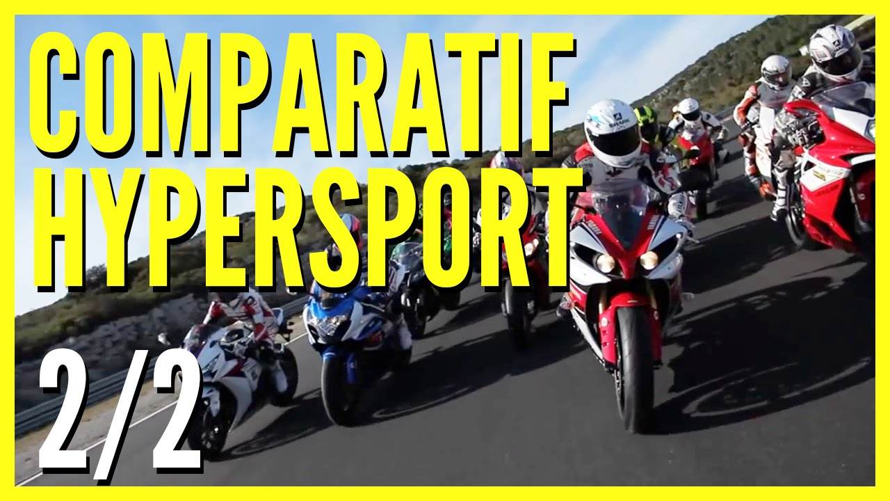 comparatif hypersport par moto revue 2 2 youtube. Black Bedroom Furniture Sets. Home Design Ideas