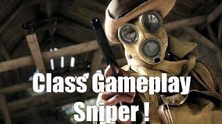 Battlefield 1 - Sniper Gameplay !