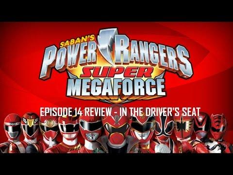 Power Rangers Super Megaforce - Episode 14 Review