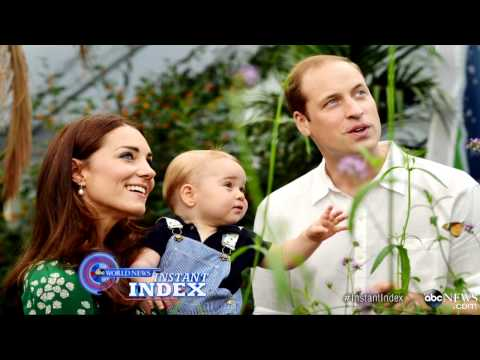 Instant Index: Happy First Birthday Prince George