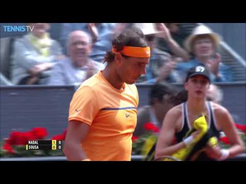 2016 Mutua Madrid Open: Friday Highlights - feat. Murray, Nadal & Djokovic