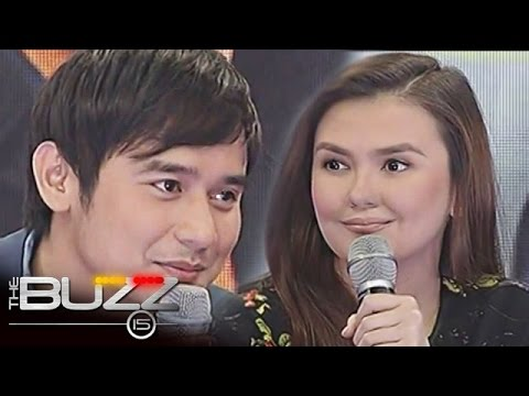 JM, Angelica talks about love