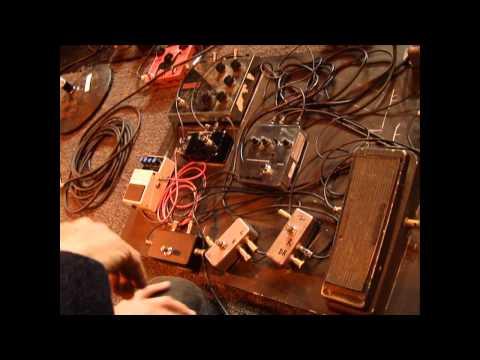 Eric Johnson Jimi Hendrix Experience Tour Soundcheck