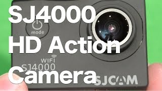 SJCAM SJ4000 1080P HD Action Camera Review, A Cheaper GoPro Alternative?