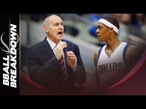 Why Rondo Is Done In Dallas: Mavericks at Rockets Game 2