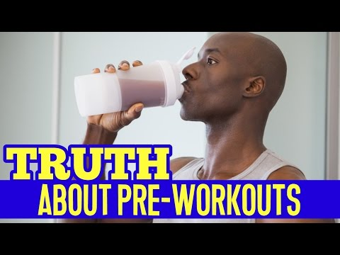 The TRUTH About Pre Workout Supplements - Reviews & Side Effects