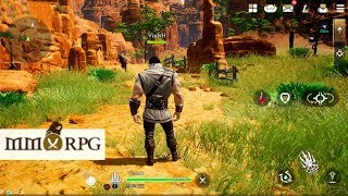 Top 15 Best Graphics MMORPG With Huge Open World For Android & iOS