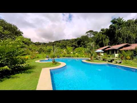 6.6 ACRES - Hacienda Baru Eco Lodge And Tour Business - 12 Cabins, Pool, Restaurant, Zip Line Tour!!
