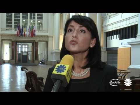 Poland wants stronger EU ties with Ukraine, Stelmach tells EUX.TV