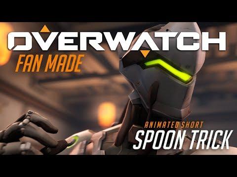 Overwatch Animated Short   Spoon Trick (SFM)