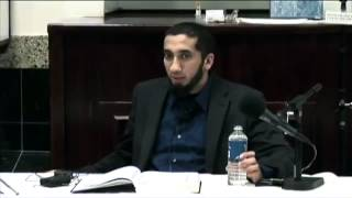 Ramadan, a Gift for Muslims ~ Nouman Ali Khan