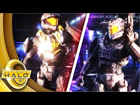 Halo News Today - Halo Online: TONS of Customization and NEW Armor Abilities!