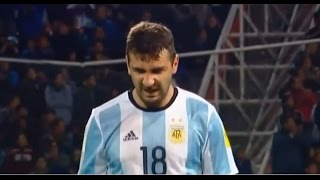 Lucas Pratto vs Uruguay - Debut en la Selección Argentina