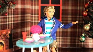 Barbie - Dinner with Ken Stop Motion Adventure Part 1 *SUITABLE FOR KIDS*