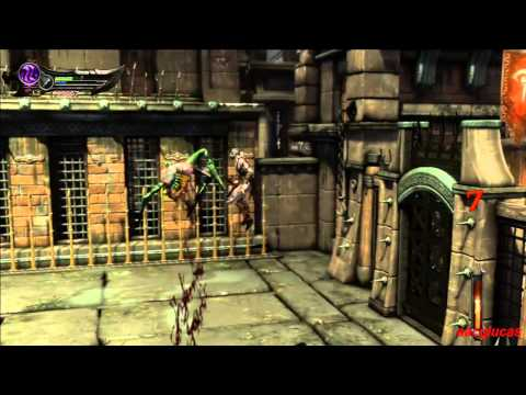 God of war Ascension Titan NO UPGRADE Puerto, prision y camara de tortura (7/14)