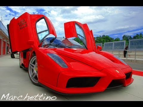Ferrari vs Lamborghini - The Ultimate Battle