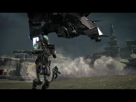 DUST 514: Way of the Mercenary
