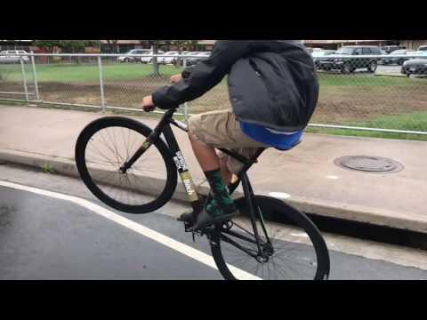 Honest S Wheelie Game