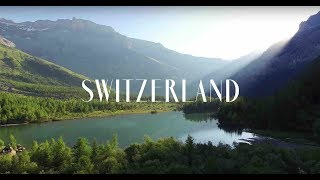 Traveling Through Switzerland 2018 (4K)