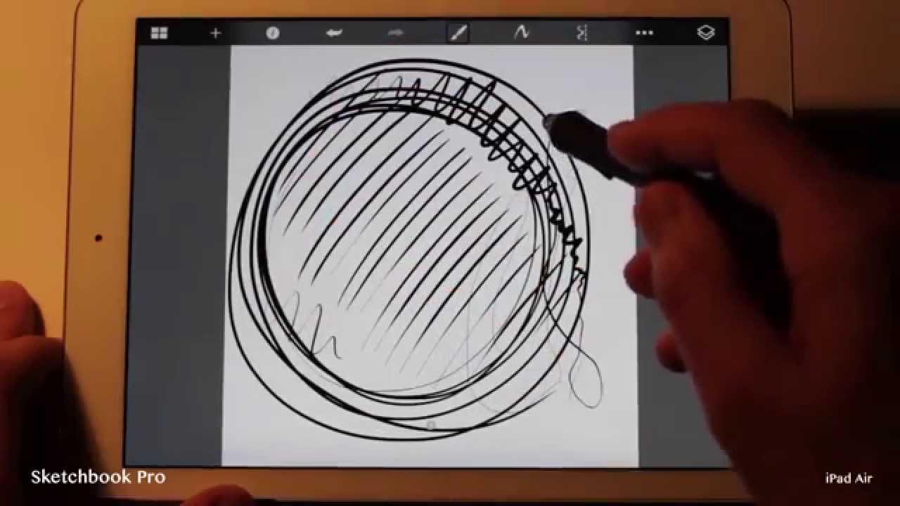 Best Sketchbook Drawings Sketchbook Pro Drawing App