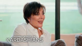 "KUWTK | Kris Jenner: ""I Delivered the Baby; I Pulled Her Out!"" 