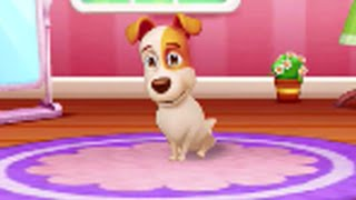 Play with Little Cute 3D Animation Dog - Play Real like Puppy with Puppy Life