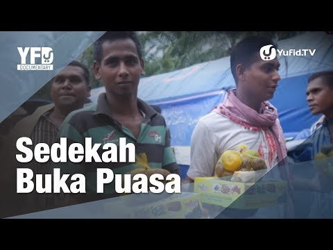 Sedekah Buka Puasa - Yufid Documentary