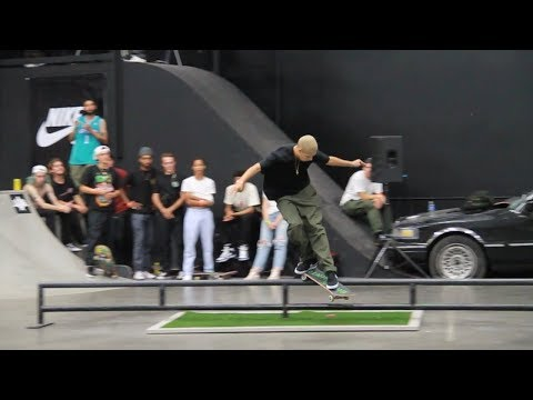 marcos montoya damn am LA 2018 golden ticket run