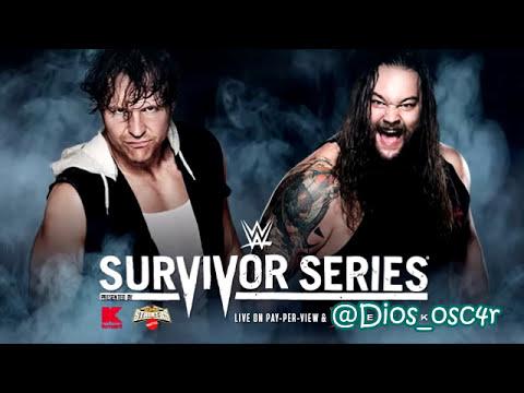 WWE Predicciones de Survivor Series 2014 / Platinum - loquendo