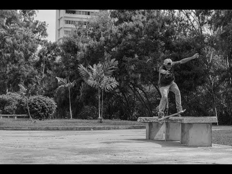 Guatemala en Costa del Este - Skateboarding Panama
