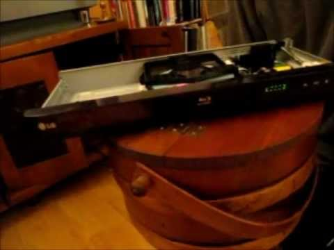 How To Repair A DVD Blu-Ray Player