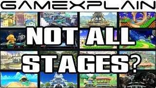Super Smash Bros. Ultimate - Not Every Stage Will Return According to Famitsu
