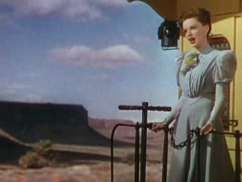 Judy Garland - In The Valley (Where The Evening Sun Goes Down)