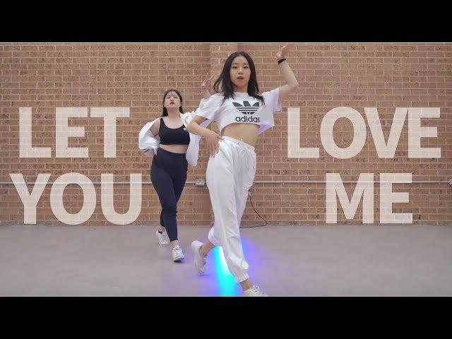 Rita Ora - Let You Love Me  LUCY CHOREOGRAPHY