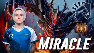 Miracle Shadow Fiend | DARK LORD | Dota 2 Pro Gameplay