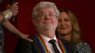 The 38th Kennedy Center Honors 2015 (*cutdown* George Lucas ONLY)