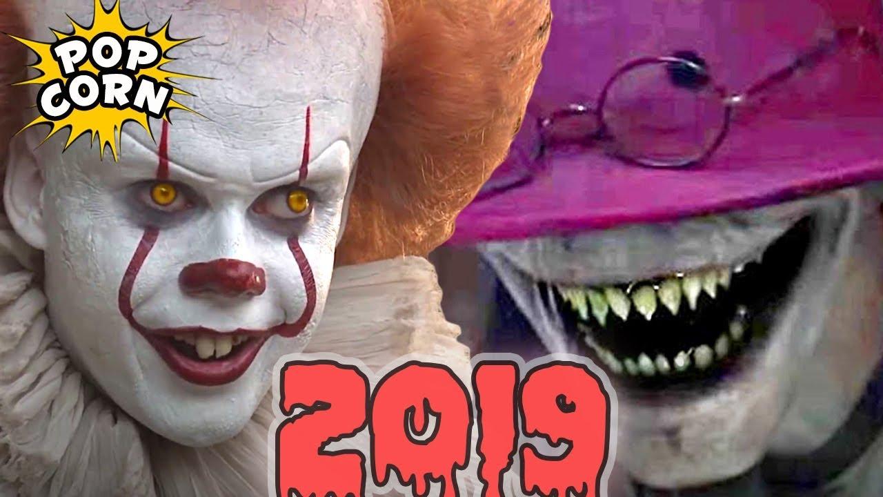 ТОП 10 ФИЛЬМОВ УЖАСОВ 2019 ГОДА ПУГАЮЩИХ ДО УСРАЧКИ / Лучшие фильмы ужасов 2019