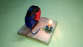 how to make free energy generator with magnet copper wire wireless free energy new technology  idea