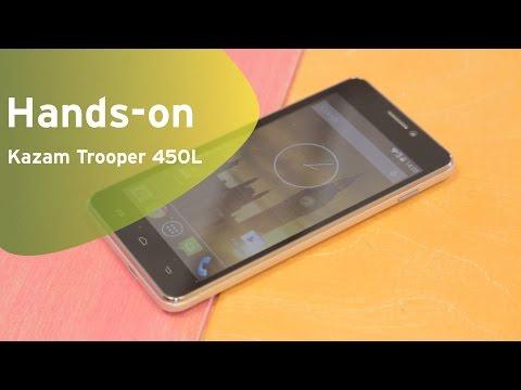 Kazam trooper 455 user manual