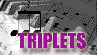 TRIPLETS. 10 exercises to crack these annoying rhythmic characters