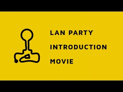 Infoshow LAN PARTY '15 Introduction