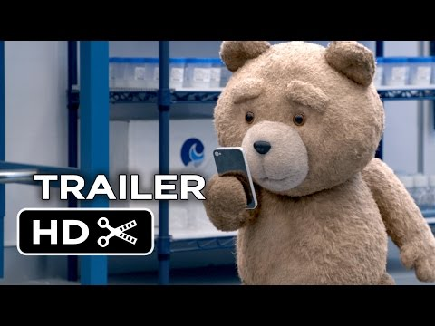 Ted 2 TRAILER 1 (2015) - Seth MacFarlane, Mark Wahlberg Comedy Sequel HD