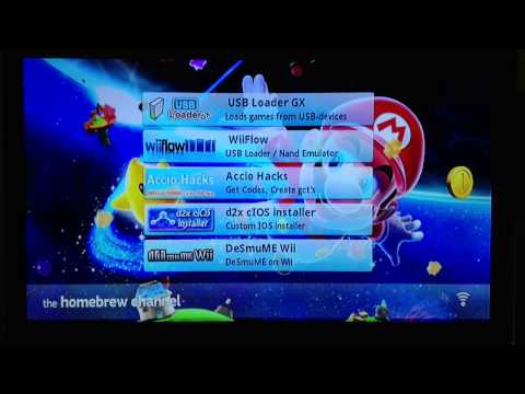 How to install the Homebrew Browser on your Wii-2013 HD*