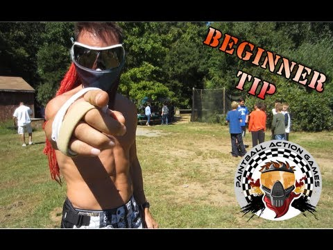 Paintball Tips for Beginners - 1 v1 Hyperball Paintball Tips