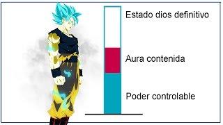 Dragon Ball Super   Explicación: El Super Saiyajin Blue FULL POWER