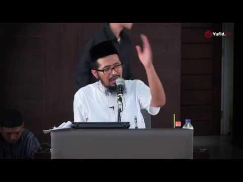 Seminar Pengusaha Muslim: Meraih Kejayaan Ekonomi Umat - Ustadz Dr. Muhammad Arifin Badri, MA.