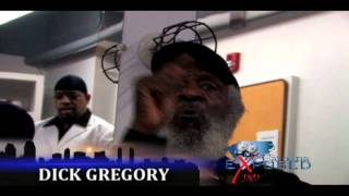 Dick Gregory says CIA wrote Willie Lynch Letter