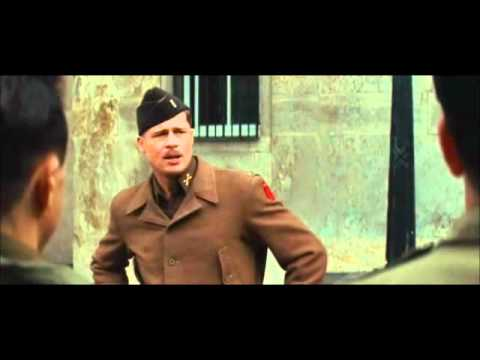 Inglorious Basterds Aldo Raine Speech