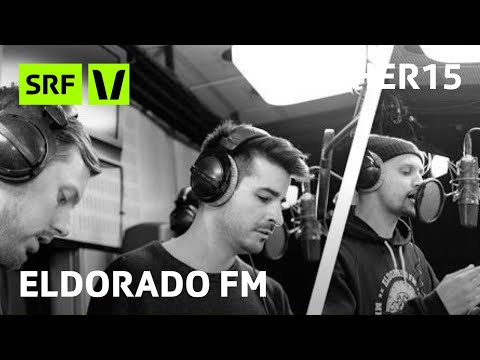 Eldorado FM an der Virus Bounce Cypher